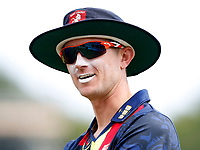 Joe Denly looks on during the T20 friendly between Kent and the Netherlands at the St Lawrence Ground, Canterbury, on July 3, 2018