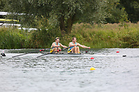 Race: 55  2x (Band 1)  Heat 2<br /> <br /> Peterborough Summer Regatta 2018 - Sunday<br /> <br /> To purchase this photo, or to see pricing information for Prints and Downloads, click the blue 'Add to Cart' button at the top-right of the page.