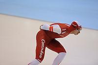 SCHAATSEN: HEERENVEEN: 25-10-2013, IJsstadion Thialf, NK afstanden, 5000m, Jan Blokhuijsen, ©foto Martin de Jong