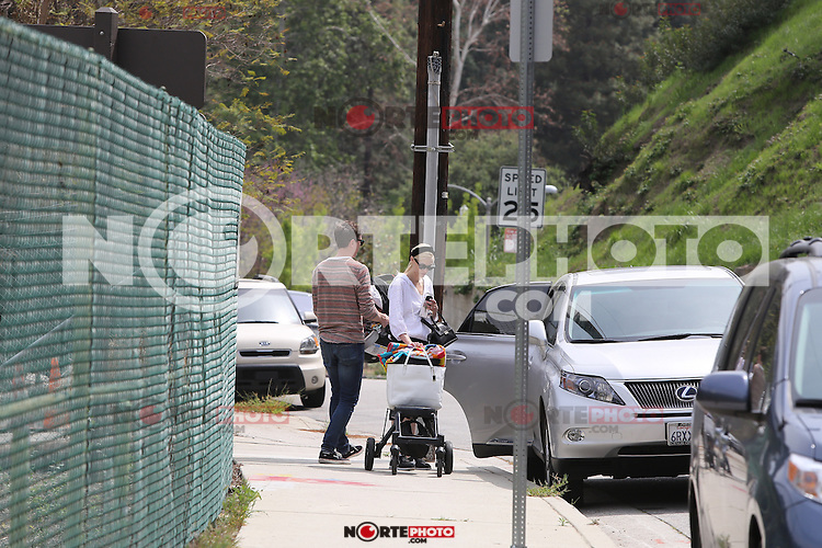 March 29 2014 Beverly Hills CA  Jaime King out and about at Cold Water Park.  She was seen loading her car outside the park.  SP1/Starlitepics