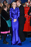 "Emily Blunt<br /> arriving for the ""Mary Poppins Returns"" premiere at the Royal Albert Hall, London<br /> <br /> ©Ash Knotek  D3467  12/12/2018"