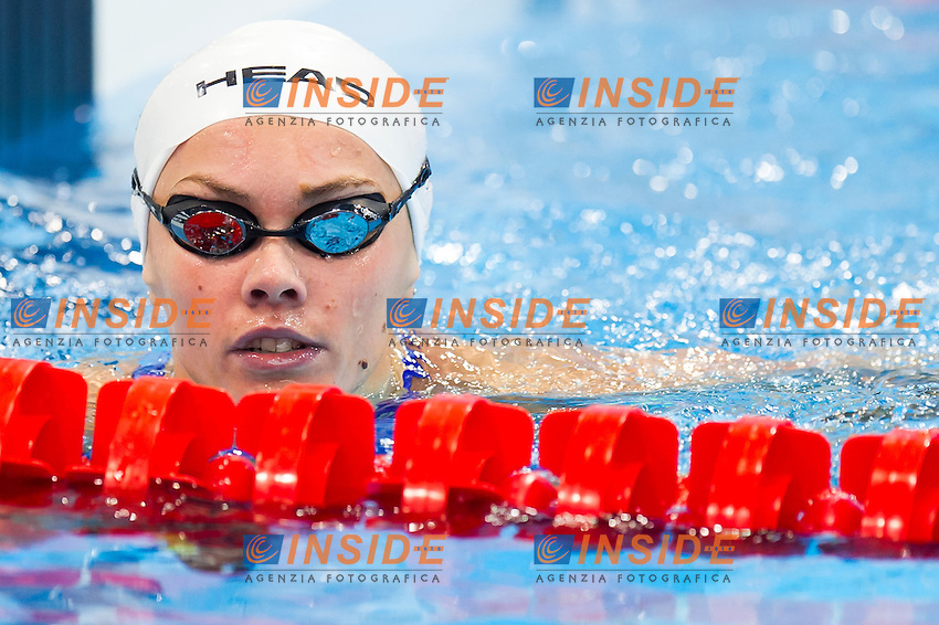 STEIGER Jessica GER<br /> London, Queen Elizabeth II Olympic Park Pool <br /> LEN 2016 European Aquatics Elite Championships <br /> Swimming<br /> Women's 200m medley preliminary  <br /> Day 10 18-05-2016<br /> Photo Giorgio Perottino/Deepbluemedia/Insidefoto