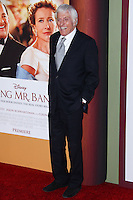 "BURBANK, CA - DECEMBER 09: Dick Van Dyke arriving at the U.S. Premiere Of Disney's ""Saving Mr. Banks"" held at Walt Disney Studios on December 9, 2013 in Burbank, California. (Photo by Xavier Collin/Celebrity Monitor)"