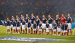 Starting Scotland team v Lithuania
