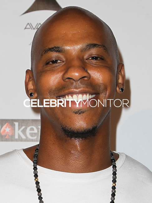 HOLLYWOOD, LOS ANGELES, CA, USA - SEPTEMBER 18: Mehcad Brooks arrives at the 'Get Lucky For Lupus' 6th Annual Poker Tournament held at Avalon on September 18, 2014 in Hollywood, Los Angeles, California, United States. (Photo by Celebrity Monitor)