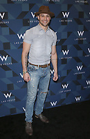 31 March 2017 - Las Vegas, NV -  Ryan Guzman. W Las Vegas Grand Opening at W Las Vegas.  Photo Credit: MJT/AdMedia