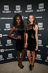 Tia Shipman and Alyssa Arce Attend GLORY Sports International (GSI) Presents GLORY 12 Kick Boxing World Championship NEW YORK, LIVE on SPIKE TV, from the Theater at Madison Square Garden, NY