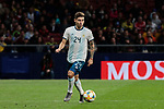 Argentina's Gonzalo montiel during International Adidas Cup match between Argentina and Venezuela at Wanda Metropolitano Stadium in Madrid, Spain. March 22, 2019. (ALTERPHOTOS/A. Perez Meca)