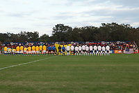 2012 Nike Friendlies and Academy