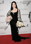 "Dita Von Teese at Art of Elysium 3rd Annual Black Tie charity gala '""Heaven"" held at 990 Wilshire Blvd in Beverly Hills, California on January 16,2010                                                                   Copyright 2009 DVS / RockinExposures"