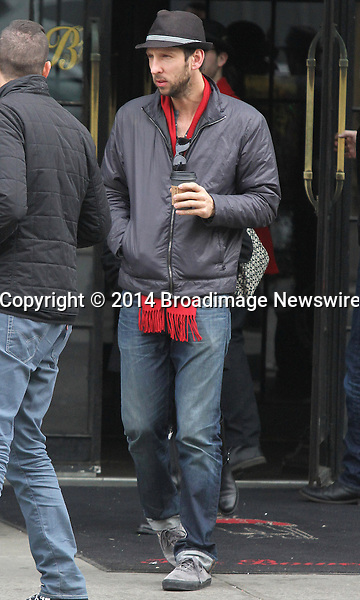 Pictured: Joel David Moore<br /> Mandatory Credit &copy; DDNY/Broadimage<br /> Joel David Moore out and about  in New York City<br /> <br /> 3/19/14, New York, New York, United States of America<br /> Reference: 032014_DDNY_BDG_016<br /> <br /> Broadimage Newswire<br /> Los Angeles 1+  (310) 301-1027<br /> New York      1+  (646) 827-9134<br /> sales@broadimage.com<br /> http://www.broadimage.com