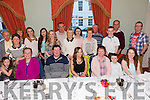 Ciara Buckley from Lyreacrompane Listowel celebrating her 21st on Saturday 18th of April at the Imperial Hotel with friends and family.