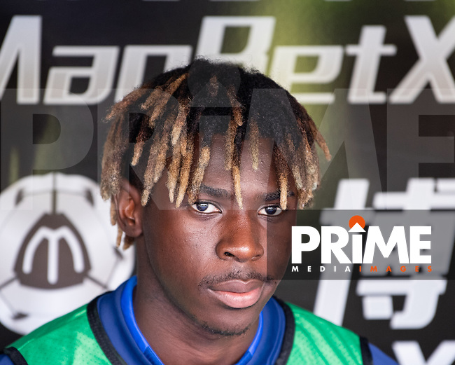 Everton Moise Kean during the Premier League match between Crystal Palace and Everton at Selhurst Park, London, England on 10 August 2019. Photo by Andrew Aleksiejczuk / PRiME Media Images.
