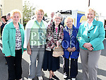 Mary Murray, Mary Johnson, Dolores Kelly, Mary King and Margaret McArdle pictured at the official opening of St. Kevin's Community Centre in Phillipstown. Photo:Colin Bell/pressphotos.ie