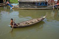 Life on the Tonle Sap  Cambodiaa