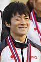 Kensuke Takezawa (JPN), NOVEMBER 23, 2011 - Ekiden : Hanji Aoki Cup 2011 International Chiba Ekiden race in Chiba, Japan.  (Photo by Yusuke Nakanishi/AFLO SPORT) [1090]