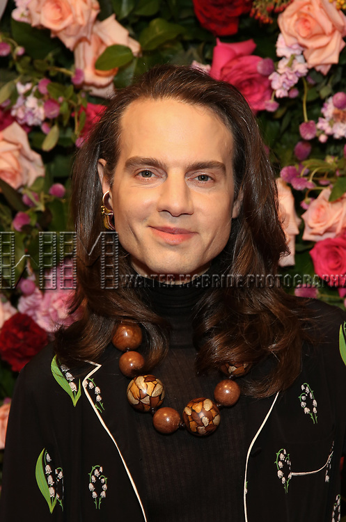 Jordan Roth attends The American Theatre Wing's 2019 Gala at Cipriani 42nd Street on September 16, 2019 in New York City.
