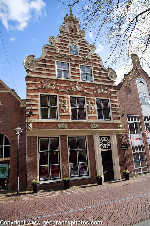 Westfriesche munt, Enkhuizen, Netherlands
