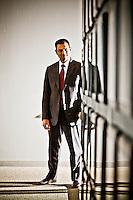 Sandeep Vij pictures: Executive portrait photography of CEO Sandeep Vij of MIPS by San Francisco corporate photographer Eric Millette