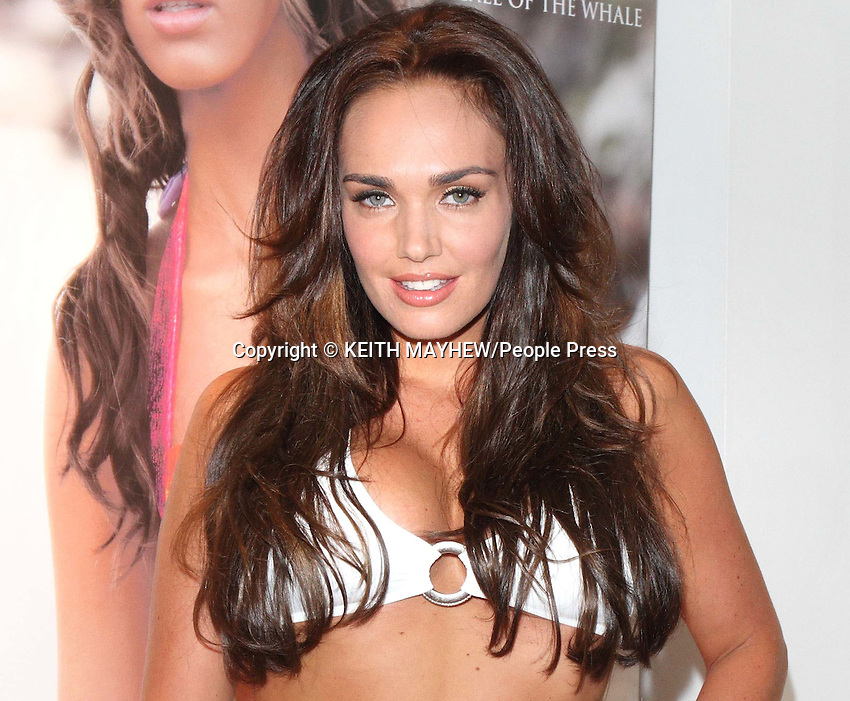 London - Tamara Ecclestone launches the Lisa Blue Charity Whale Tale Charm Bracelet at Kings Road Sporting Club, London - June 21st 2012..Photo by Keith Mayhew.