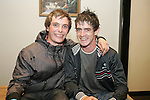 John Carroll and Eoghan Mulroy in the Star and Crescent....Photo NEWSFILE/Jenny Matthews.(Photo credit should read Jenny Matthews/NEWSFILE)....This Picture has been sent you under the condtions enclosed by:.Newsfile Ltd..The Studio,.Millmount Abbey,.Drogheda,.Co Meath..Ireland..Tel: +353(0)41-9871240.Fax: +353(0)41-9871260.GSM: +353(0)86-2500958.email: pictures@newsfile.ie.www.newsfile.ie.FTP: 193.120.102.198.