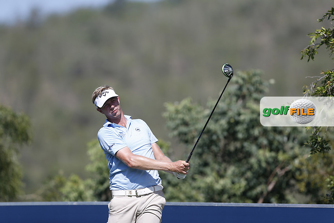 Ben Evans (ENG) during the 3rd round of the Alfred Dunhill Championship, Leopard Creek Golf Club, Malelane, South Africa. 15/12/2018<br /> Picture: Golffile | Tyrone Winfield<br /> <br /> <br /> All photo usage must carry mandatory copyright credit (&copy; Golffile | Tyrone Winfield)
