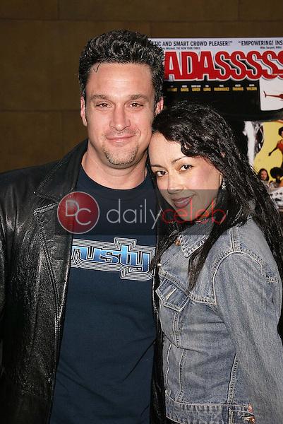 Chris Caldovino and Heidi Nazario