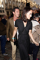 LONDON, ENGLAND - JUNE 04 :  Luke Evans arrives at The Royal Academy Of Arts Summer Exhibition preview party at The Royal Academy on June 04, 2019 in London, England.<br /> CAP/AH<br /> ©AH/Capital Pictures