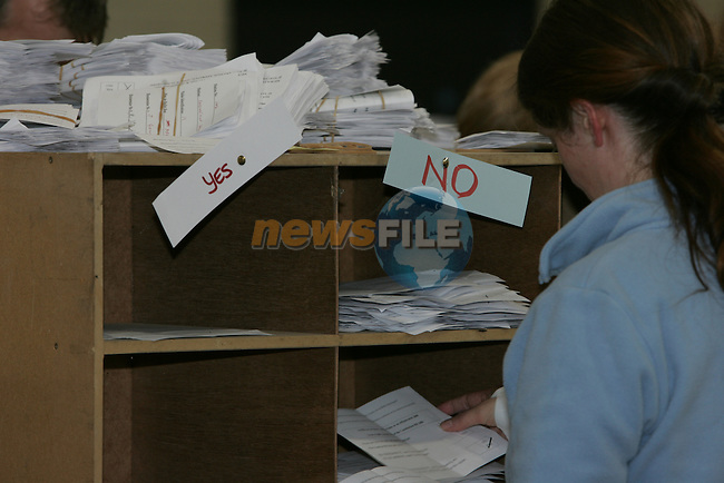 the Lisbon count in Trim Gaa Grounds for the Meath West Count...Photo: Newsfile/Fran Caffrey.