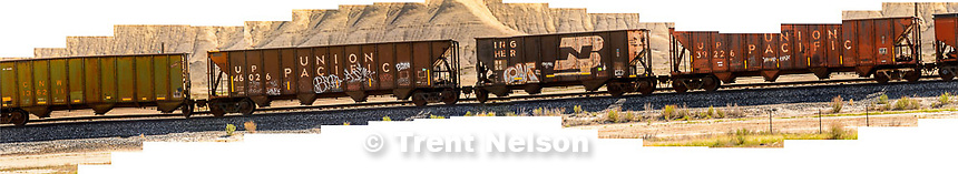 train cars, Monday May 25, 2015. Sequence #2