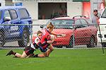 Tasman Mako vs North Harbour Farah Palmer Cup at Lansdowne Park, Blenheim 7th September 2019. Photo Gavin Hadfield / shuttersport.co.nz