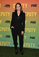 """LOS ANGELES, CA - NOVEMBER 18: Yara Martinez attends the advanced screening for Fox's """"Deputy"""" at James Blakeley Theater on the Fox Studio Lot on November 18, 2019 in Los Angeles, California. on November 13, 2019 in Los Angeles, California. (Photo by Frank Micelotta/Fox/PictureGroup)"""