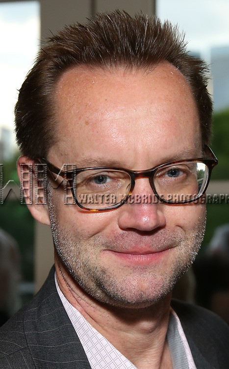 Michael Riedel attends the Urban Stages' 35th Anniversary celebrating Women in the Arts at the Central Park Boat House on May 15, 2019 in New York City.
