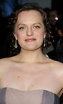 "LOS ANGELES, CA. - May 25: Elisabeth Moss arrives at the ""Get Him To The Greek"" Los Angeles Premiere at The Greek Theatre on May 25, 2010 in Los Angeles, California."