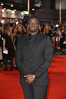 Daniel Kaluuya<br /> 'Widows' opening gala screening at BFI London Film Festival 2018 in Leicester Square, London, England on October 10, 2018.<br /> CAP/PL<br /> ©Phil Loftus/Capital Pictures