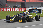 F4 US Championship<br /> Rounds 10-11-12<br /> Mid-Ohio Sports Car Course, Lexington, OH USA<br /> Saturday 12 August 2017<br /> 2, Skylar Robinson<br /> World Copyright: Dan R. Boyd<br /> LAT Images