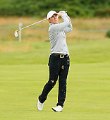 Sophie Walker ( ENG) during the final round  of the 2016 Aberdeen Asset Management Ladies Scottish Open played at Dundonald Links Ayrshire from 22nd to 24th July 2016:  Picture Stuart Adams, www.golftourimages.com: 22/07/2016