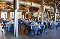 CHEFS FOR CHANGE DINNER at the Rickhouse in Durham, NC Monday, July 9, 2018. (Justin Cook)