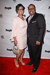 Vanessa Russell, from Love Never Fails - 2017 Winner and Pastor Timothy Russell arrive at the 2017 INSPIRE A DIFFERENCE honors event by Investigation Discovery and PEOPLE, at the Dream Hotel Downtown, on November 2, 2017.