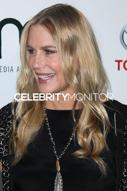 BURBANK, CA - OCTOBER 19: Actress Daryl Hannah arrives at the 23rd Annual Environmental Media Awards held at Warner Bros. Studios on October 19, 2013 in Burbank, California. (Photo by Xavier Collin/Celebrity Monitor)