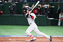Tetsuto Yamada (JPN), <br /> MARCH 7, 2017 - WBC : <br /> 2017 World Baseball Classic <br /> First Round Pool B Game <br /> between Japan - Cuba <br /> at Tokyo Dome in Tokyo, Japan. <br /> (Photo by YUTAKA/AFLO SPORT)