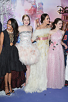 "Misty Copeland, Ellie Bamber, Keira Knightley and Mackenzie Foy<br /> arriving for the European premiere of ""The Nutcracker and the Four Realms"" at the Vue Westfield, White City, London<br /> <br /> ©Ash Knotek  D3458  01/11/2018"