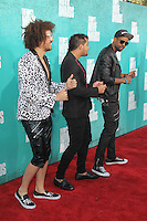 LMFAO at the 2012 MTV Movie Awards held at Gibson Amphitheatre on June 3, 2012 in Universal City, California. © mpi29/MediaPunch Inc.