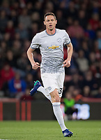 Nemanja Matić of Man Utd during the Premier League match between Bournemouth and Manchester United at the Goldsands Stadium, Bournemouth, England on 18 April 2018. Photo by Andy Rowland.