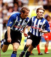 Sheffield Wednesday v Liverpool 8.5.1999