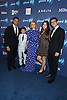 Kelly Ripa and family, Mark Consuelos, Joaquin, Lola and Michael Consuelos  attend the 26th Annual GLAAD Media Awards on May 9, 2015 at The Waldorf Astoria in New York, New York, USA.<br /> <br /> photo by Robin Platzer/Twin Images<br />  <br /> phone number 212-935-0770