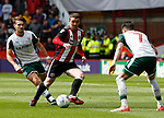 John Fleck of Sheffield Utd in action during the Championship League match at Bramall Lane Stadium, Sheffield. Picture date 19th August 2017. Picture credit should read: Simon Bellis/Sportimage