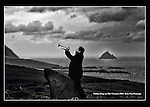 Philip King, trumpet player and much much more where the South Winds Blows.<br /> Picture: Don MacMonagle - macmonagle archive<br /> e: info@macmonagle.com