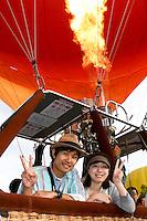 20121206 December 06 Hot Air Balloon Cairns