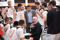Coaching - Mike Wells, volunteer assistant coach<br />